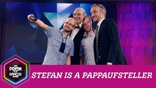 Stefan is a Pappaufsteller | Die PRISM Is A Dancer Show mit Jan Böhmermann
