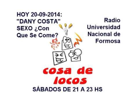 DANY COSTA   SEXO CON QUE SE COME 20 9 14