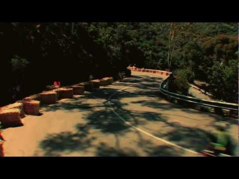 2012 Catalina Classic Downhill Longboard Race- Deville Skateboards