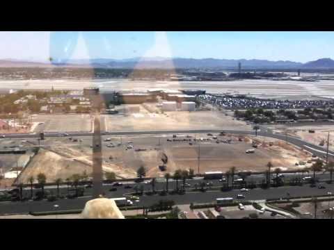 Luxor Hotel Las Vegas Review of a Premier Suite