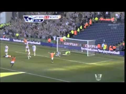 Papiss Demba Cisse Goals 2011 2012 Season