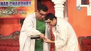 Bulbulay Zafri Khan and Nasir Chinyoti New Pakistani Stage Drama Full Comedy Show