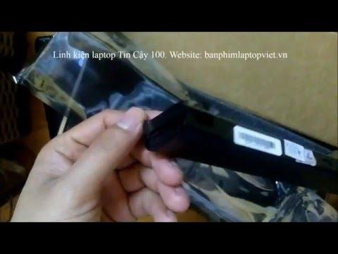 Bóc hộp Pin Asus X401. X401A. X402. X402A reviews & Specs