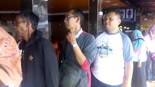Group Kurnia Travelindo Sidoarjo 78 pax tour Hattay thailand