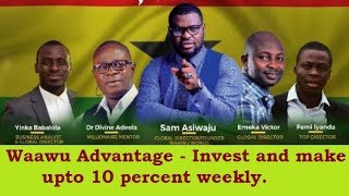Waawu Advantage: How it works and How to Earn from Waawu Investment Plans