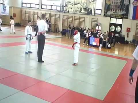 Kid performs four throws combo- 4 bacanja za redom- hikikomi gaeshi Image 1