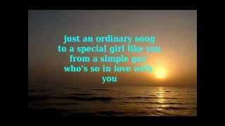 Watch David Pomeranz Ordinary Song video