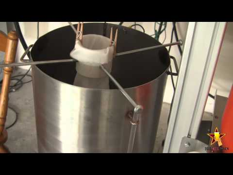 Electric Homebrew System Brew #1   Beer Geek Nation Video Beer Reviews