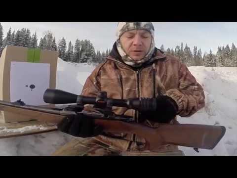Redfield 3-9x42 & CZ 550 308 win Lux, стрельба, обзор прицела
