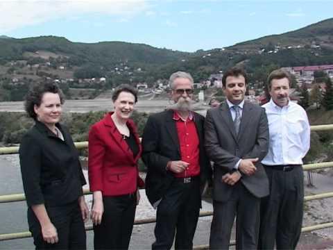 Helen Clark - visit to Montenegro.mpg