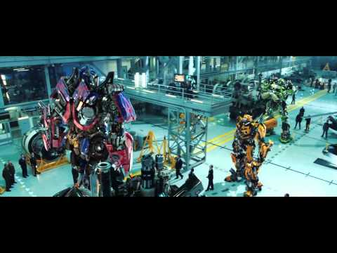 Transformers 3 - Dark of the Moon - Official Trailer #1 [HD]