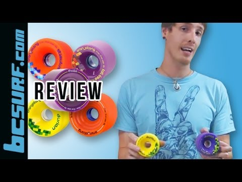 Orangatang Wheels Review: Stimulus, Durian, Fat Free, 4President, and In Heat - BCSurf.com