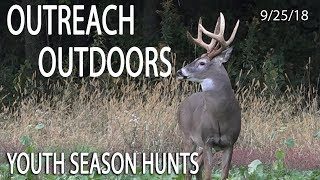 Outreach Outdoors 2018 | Youth Season Hunts