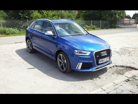 Audi RS Q3 Test Drive Review
