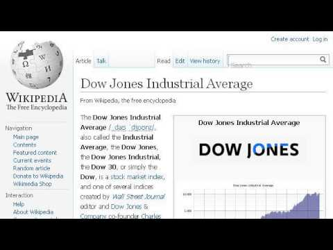 What Does The Dow Jones Industrial Average Mean?