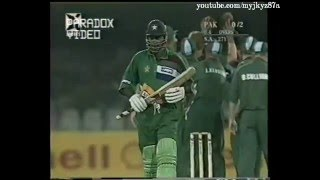 Shaun Pollock GREATEST Over Ever 1997 - Saeed , Aamir & Ijaz Clueless !!