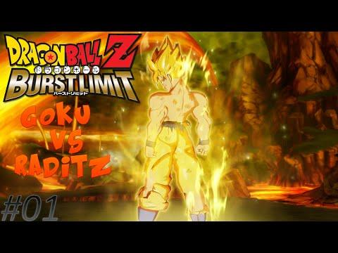 Dragon Ball Z Burstlimit - #01 - Introdução da Série