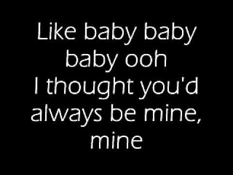 Justin Bieber - Baby ft Ludacris (lyrics)