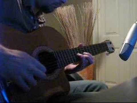 Carretera Libertad - Flamenco guitar
