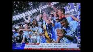 Manchester City Vs QPR  - as seen by Sky Sports News
