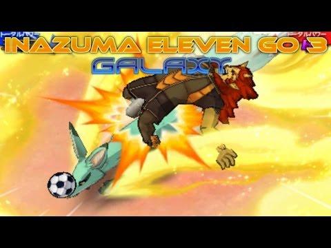 Inazuma Eleven Go 3 Galaxy Walkthrough Episode 8: Challenge to the Galaxy