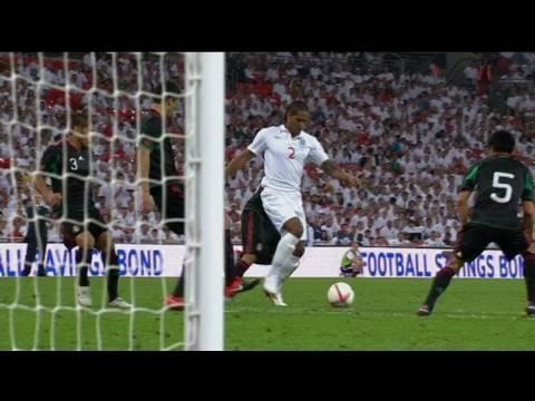England 3-1 Mexico