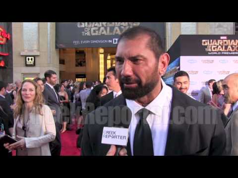 Dave Batista on Being Greek and