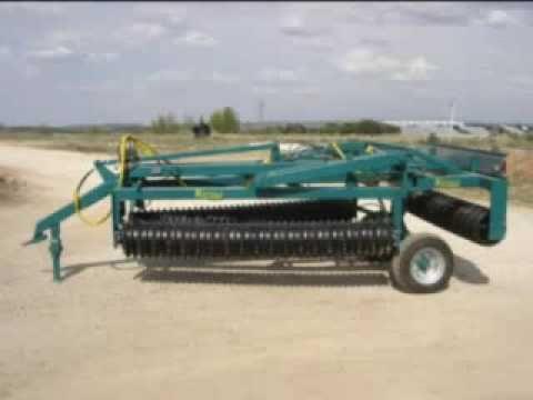 Rodillo / rulo desterronador. Fabricante Maquinaria Agricola Revilla,S.L.