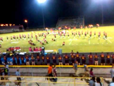 Seventy First High School Marching Band Halftime Show