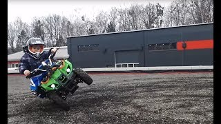 Quad ECO Nitro 800W, 4 years, Kopřivnice