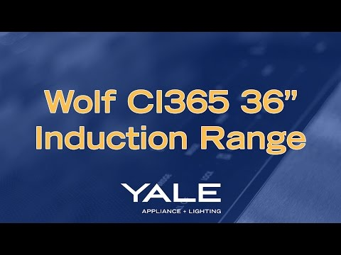 Wolf CI365 36
