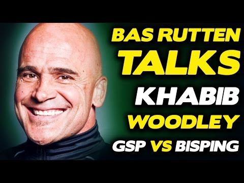Bas Rutten Reacts to UFC 209, GSP vs. Bisping, Khabib and Tony's Futures, Woodley/Money Fights!