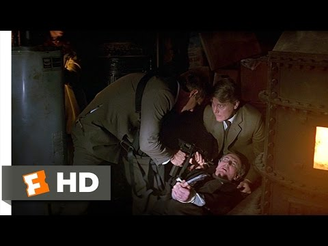 Patriot Games (8/9) Movie CLIP - Out Of The Cellar (1992) HD