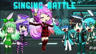 Girls vs Boys Singing battle Pt.1