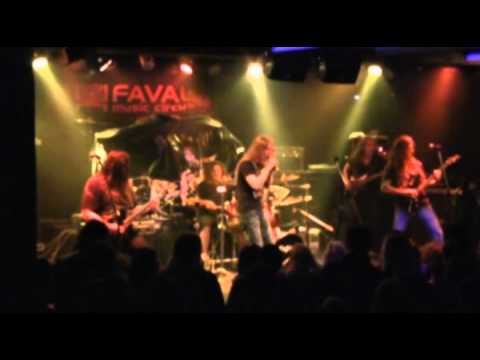 Eagleheart - Damned By Yourself (live in Brno, November 2010)