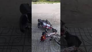 Tai nạn giao thong xem đến phúc cuối