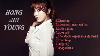 HONG JIN YOUNG(홍진영) || Những bài hát hay nhất của HONG JIN YOUNG
