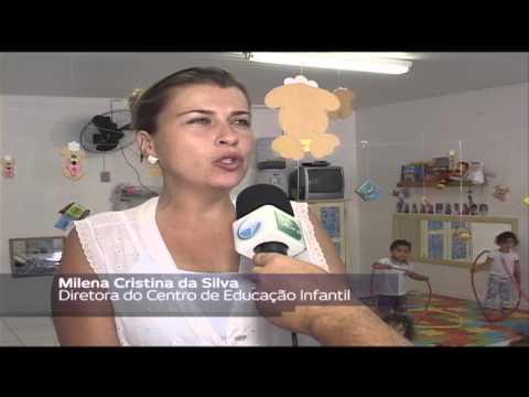 O papel da educação física na Pré escola - Jornal Futura - Canal Futura