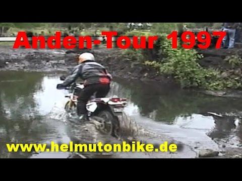 Motorradtour 1997 Südamerika (Chile, Argentinien)