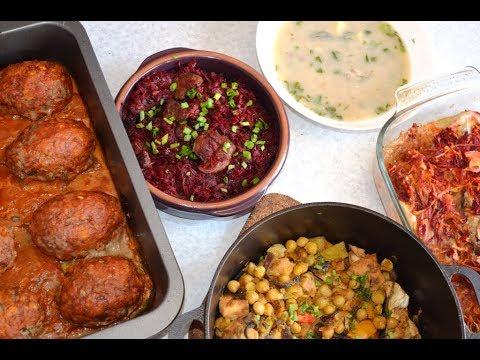 Чем я кормлю семью, простые блюда. Часть 19