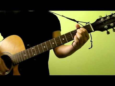 I'm Yours - Jason Mraz - Easy Guitar Tutorial (No Capo)