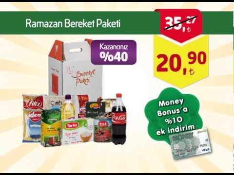 Migros Ramazan Bereket Paketi