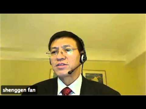 Interview__ Shenggen Fan on food and nutrition security in Asia