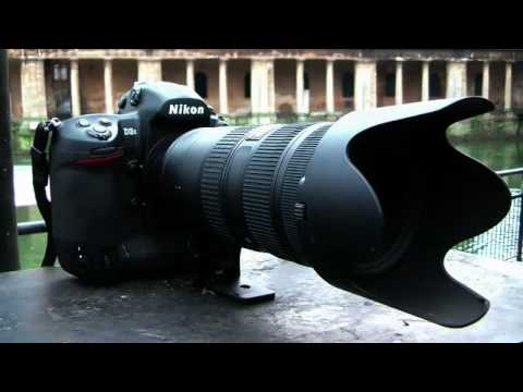 Nikon D3s hands on review video