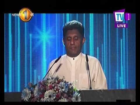 minister sajith on c|eng