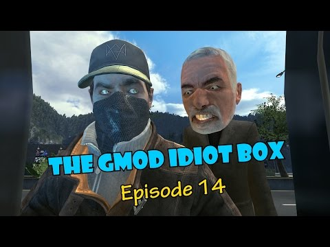The GMod Idiot Box: Episode 14