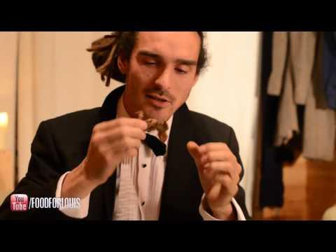 Food For Louis Eating a Live Tarantula - HD 1080p Mirror