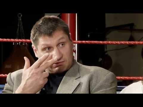 Szczere słowa Gołoty o opuszczeniu ringu w walce z Tysonem [cz. 4/5] [Sektor Gości odc. 1]