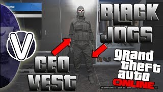 GTA 5 Online | Save And Keep The CEO Vest With Black Or Red Joggers 1.43 (GTA 5 Online Glitches)