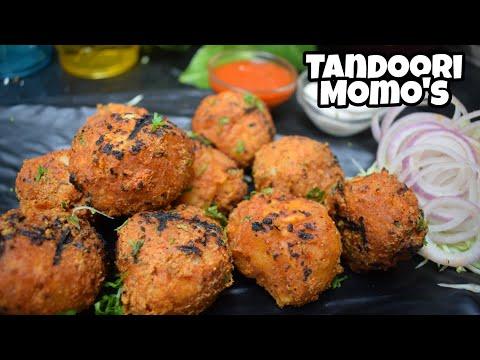 घर पर स्ट्रीट स्टाइल तंदूरी मोमोस बनाये और जाने उसकी सीक्रेट रेसिपी | Tandoori Momos